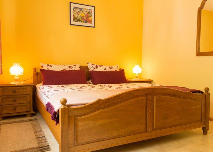 Bild Schlafzimmer Ferienwohnung 3 Haus Wiesenttal